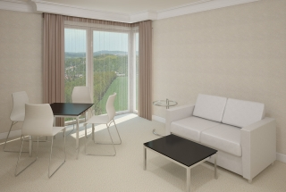 Apartament Baltic Cliff w Niechorzu